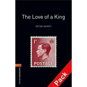 Oxford Bookworms Library Third Edition Stage 2: The Love of a King (Book+CD)