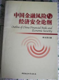 正版 中国金融风险与经济安全论纲