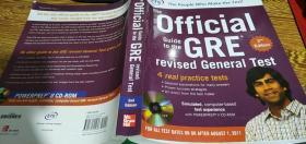 GRE The Official Guide to the Revised General Test with CD-ROM, Second EditionGRE考试官方指南:第2版