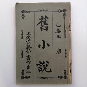 旧小说(乙集三 唐)