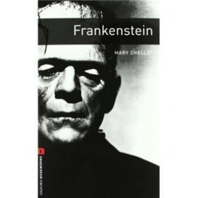 Oxford Bookworms Library Third Edition Stage 3 :Frankenstein (Book+CD)