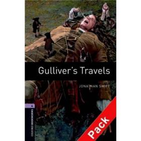 Oxford Bookworms Library Third Edition Stage 4: Gulliver's Travels (Book+CD)