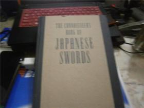 THE CONNOISSEUPS BOOK OF  JAPANESE SWOPDS