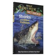 Magic Tree House Fact Tracker #32: Sharks and Other Predators
