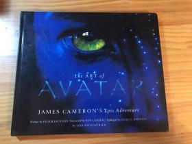 The Art of Avatar:James Cameron's Epic Adventure 阿凡达设定集 概念图 设计草图原图 詹姆斯·卡梅隆