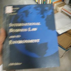 International Business Law and Its Environment(英文精装原版;书脊处有修复内页使用不受影响)