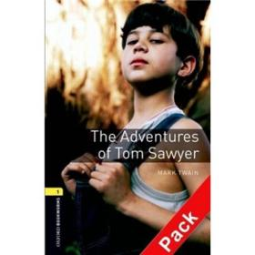 Oxford Bookworms Library Third Edition Stage 1: The Adventures of Tom Sawyer (Book+CD)