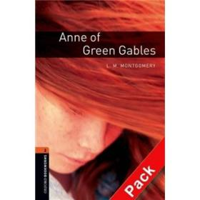 Oxford Bookworms Library Third Edition Stage 2: Anne of Green Gables (Book+CD)
