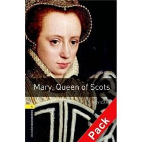 Oxford Bookworms Library Third Edition Stage 1: Mary, Queen of Scots (Book+CD)