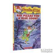 Geronimo Stilton #7: Red Pizzas for a Blue Count  老鼠记者系列7:忧郁伯爵的红披萨