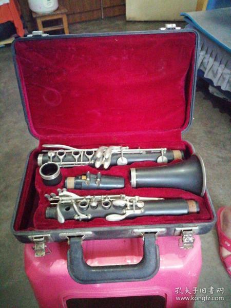 一套  黑管乐器