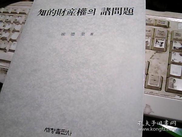 知的财产权的诸问题【韩文版】