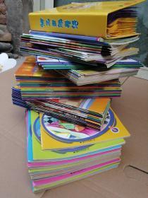 狮王国际美语  中级(光盘65张,图书82册)综合能力  音标  1册,综合能力  写作4册,综合能力 阅读 4册,学生手册  1册,学生课本  16册,生活美语  16册,练习册  32册,自然拼音练习册4册,自然拼音 学生课本4册
