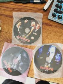 DVD 24小时反恐 第1-6部 6碟实物图 正常播放