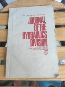 journal of the hydraulics division  vol.103no.hy12.dec.1977