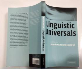 Linguistic Universals  语言共性  英文原版  剑桥出版