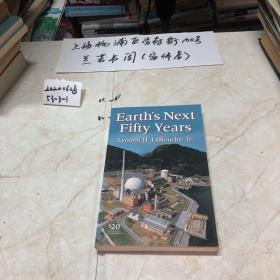 英文原版:Earths Next Fifty Years