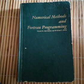 NUMERICAL METHODS AND FORTRAN PROGRAMMING(数值法与公式变换程序设计)