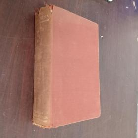 Anna Karenina (布面精装)1933年出版