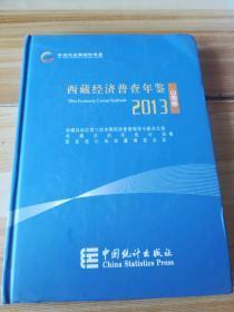西藏经济普查年鉴 2013 山南卷