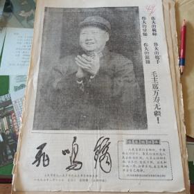 49.文革小报《飞鸣镝》(1967.2.17)