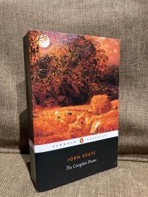 "The Complete Poems of John Keats(《济慈诗歌全集》第三版,""美即是真,真即是美"",John Barnard编,经典版本,注释详尽)"