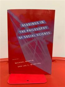 Readings in the Philosophy of Social Science  (社会科学哲学读本)