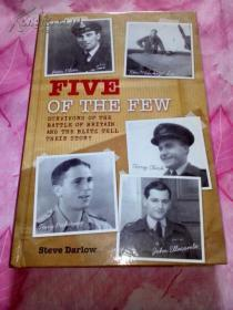 Five of the Few: Survivors of the Battle of Britain and Bli