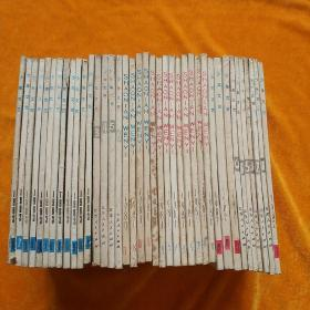 少年文艺(1980年第3.4.5.6.7.8.10.11期,1981年第1.3.4.5.7.8.9.10.11期,1982年第1.2.3.4.5.6.7.10.11.12期,1983年全年12期)一共39本合售,可拆卖。