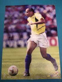 当代体育海报 罗纳尔多
