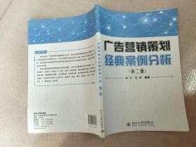 广告营销策划经典案例分析(第二版)