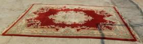 【优惠特价】旧地毯(民间收的、实物拍摄、降价出售、付款后立即发货)