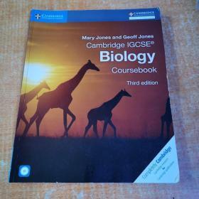 Cambridge lgcse biology coursebook