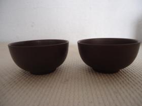 中国宜兴紫砂杯