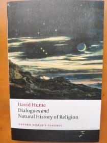 Dialogues Concerning Natural Religion, and The Natural History of Religion David Hume 自然宗教对话录 大卫 休谟