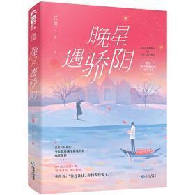 晚星遇骄阳 式微 大鱼文化 贵州人民出版社 正版书籍