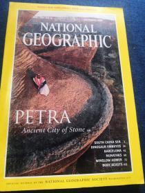 NATIONAL GEOGRAPHIC PETRA Ancient City of Stone 1998  12(美国国家地理  佩特拉石头古城  )中国南海  恐龙胚胎  巴塞罗那.(努纳塔克山脉) 温斯洛.荷马  肉兽(肉身野兽)