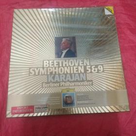 Beethoven Symphonien 5&9 Karajan
