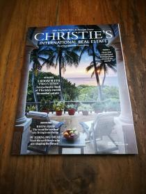 CHRISTIES:INTERNATIONAL REAL ESTATE THE ARCHITECTURE & DESIGN ISSUE JANUARY-MARCH- 2016