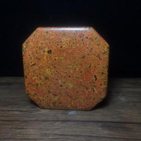 漆器多邊形盒