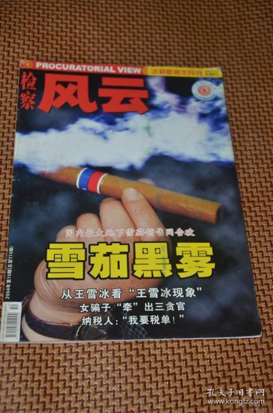 检察风云2004-10