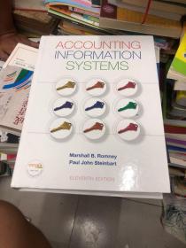 Accounting Information Systems(精装)原版外文