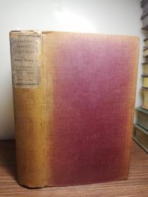 1834年  A PRELIMINARY DISCOURSE OF THE STUDY OF NATURAL HISTORY  部分毛边未裁