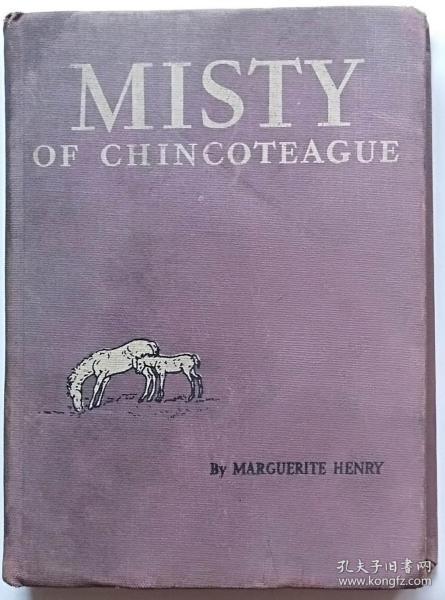 1947骞村��㈢簿瑁�澶у���锛�MISTY OF CHINCOTEAGUE