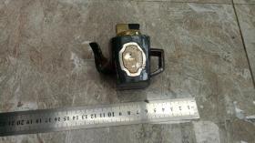 怀旧收藏打火机:酒壶(金属、充气打火机)