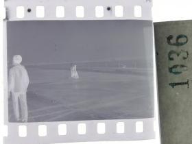 纪实摄影底片1张 童趣 滑冰刀、冰车、冰滑梯系列61