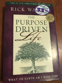【英文原版】The Purpose-Driven Life: What on Earth Am I Here For? (目的驱动的生活:我在这里究竟是什么?)