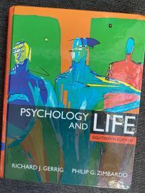 现货 Psychology and Life