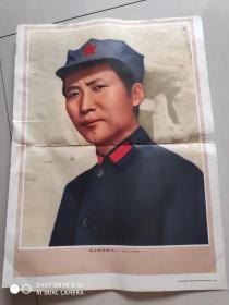毛主席像宣传画(1)60张