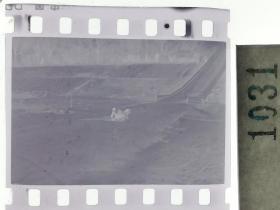纪实摄影底片1张 童趣 滑冰刀、冰车、冰滑梯系列56